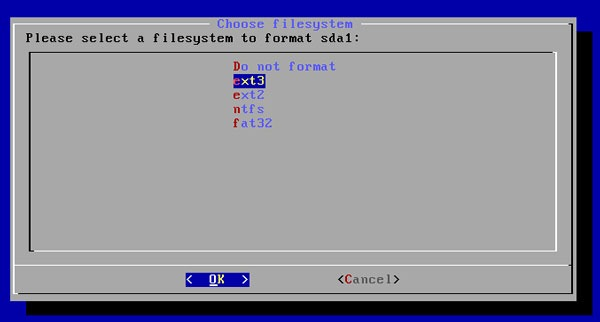 InstallChooseFilesystem
