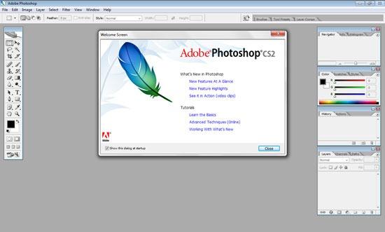 an version photoshop of older download